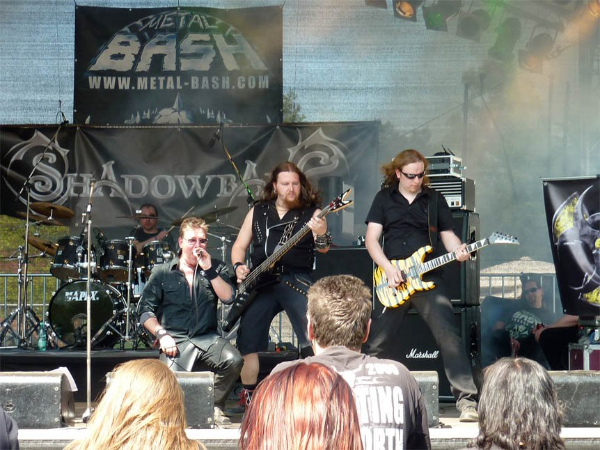 Shadowbane, Metal Bash, Open Air