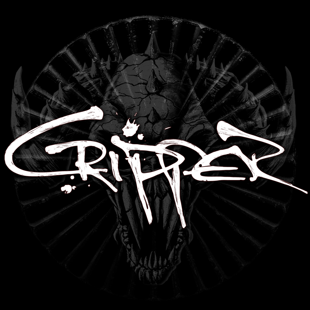 cripper, logo, metalbash