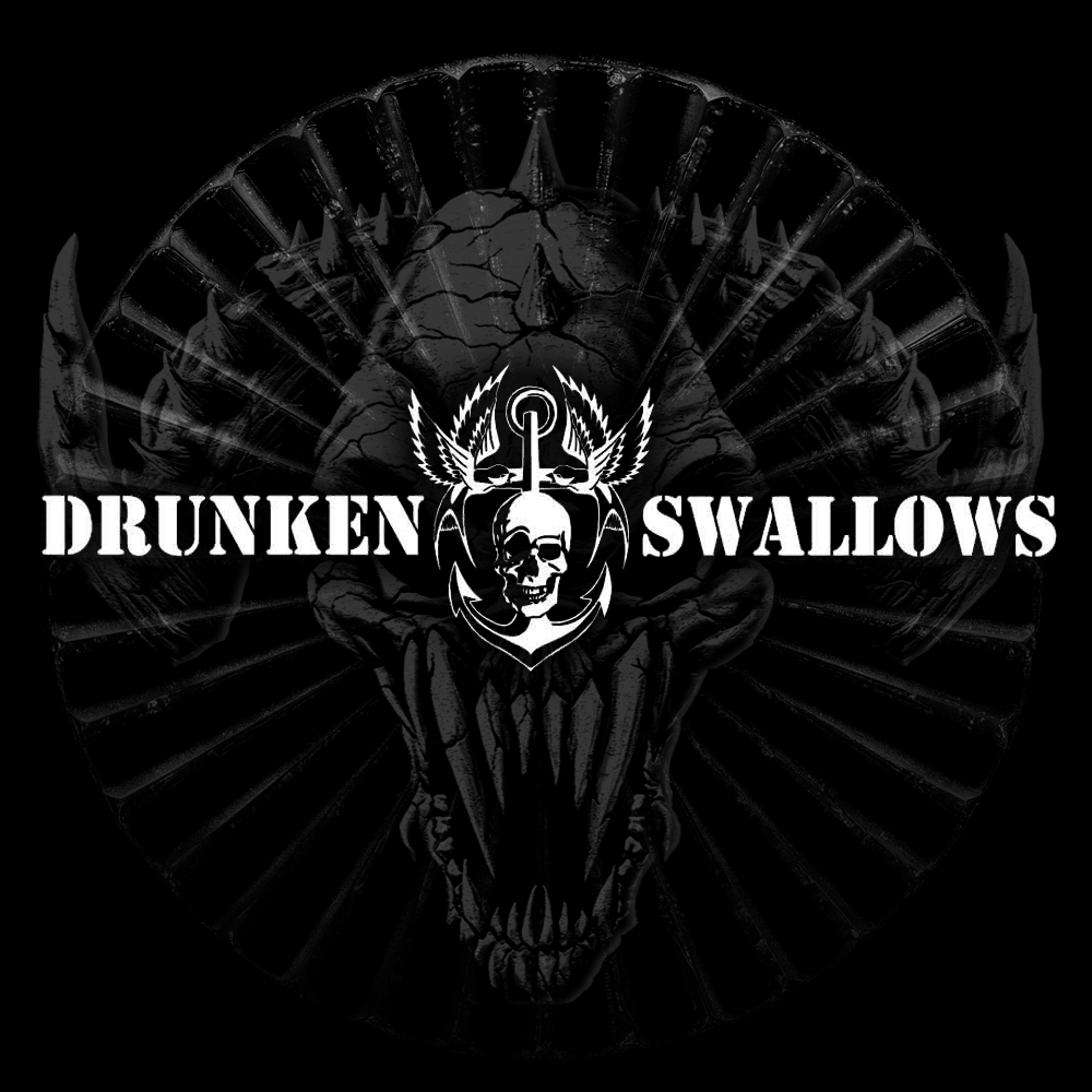 Metal Bash, Drunken Swallows, Logo