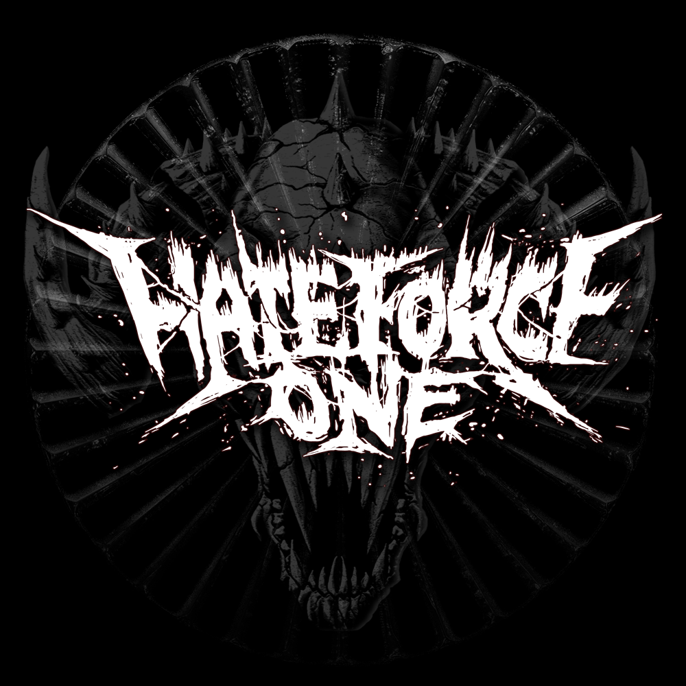 Hate Force One, Logo Metal Bash