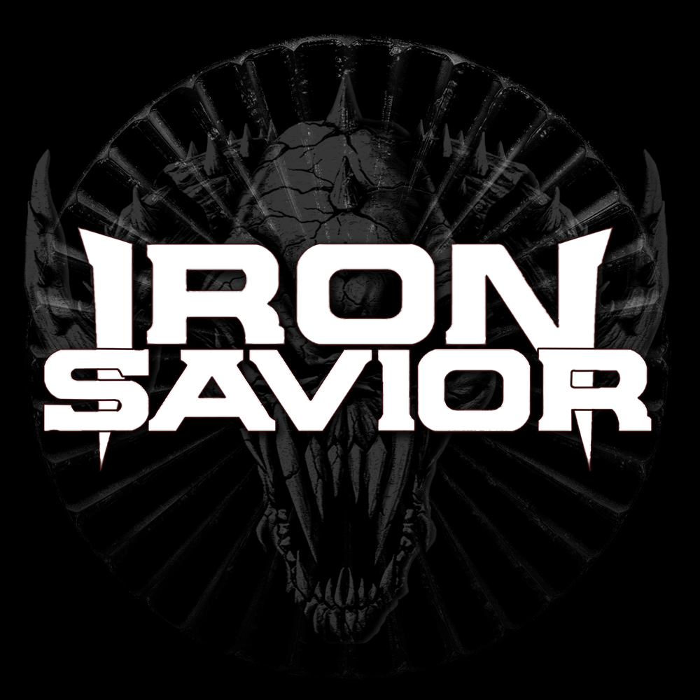 Iron Savior, Logo, Metal Bash