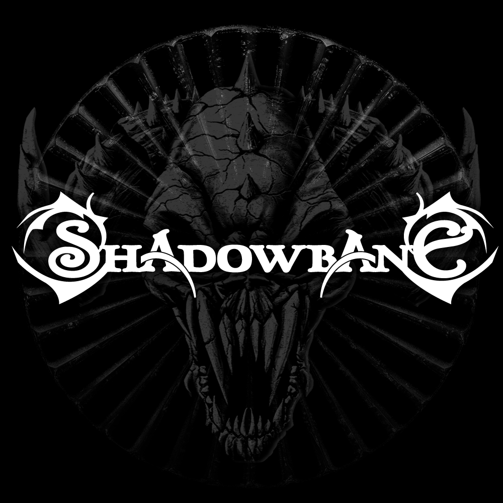 shadowbane, logo, Metal Bash