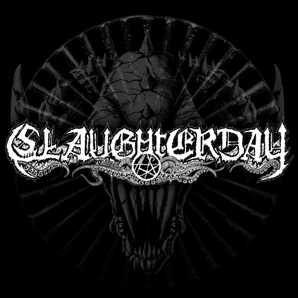 slaughterday, logo, Metal Bash