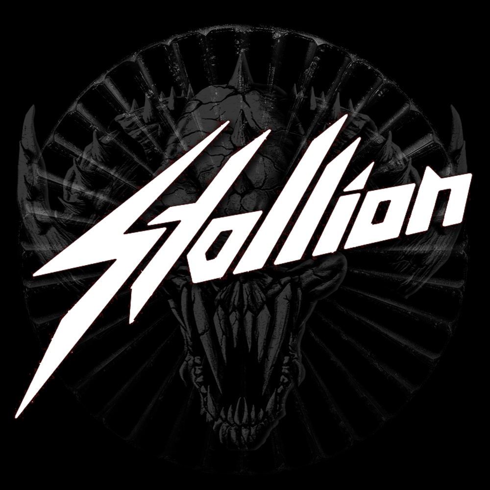 Stallion, Speed Metal, Logo, Metal Bash