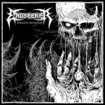 endseeker, death metal, corrosive revelation, album cover