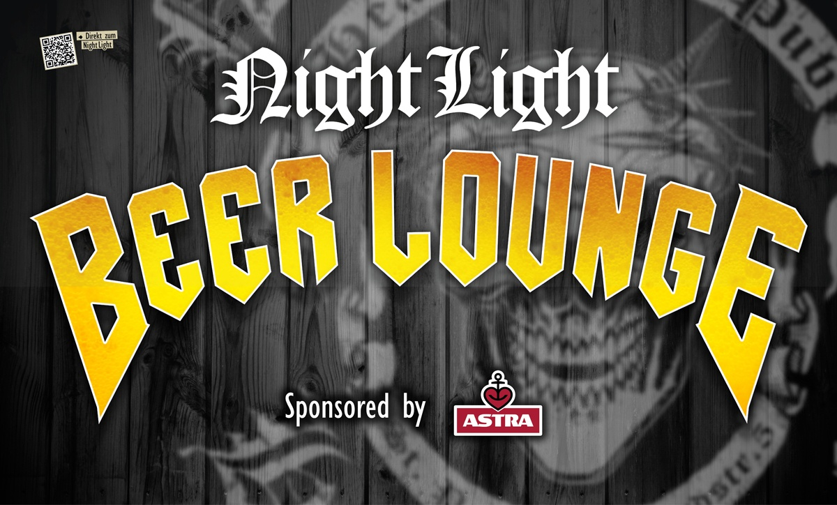 Night Light Beer Lounge, Astra, Metal Bash