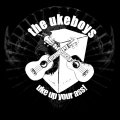 The Ukeboys, Bandlogo, Ukulele, Metal