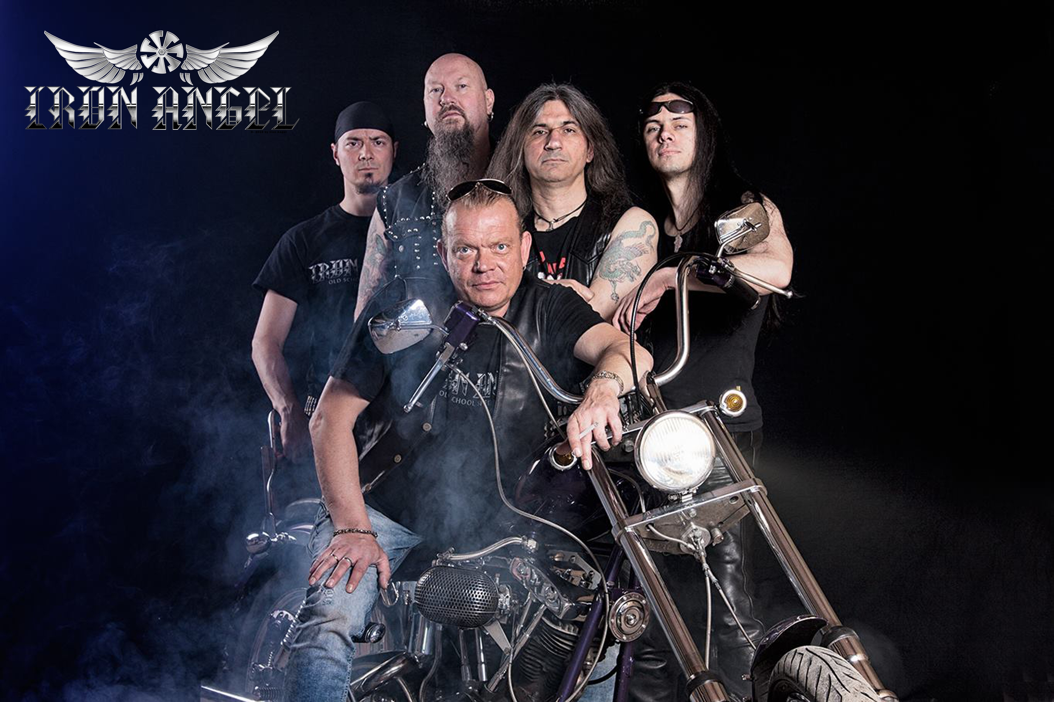 Iron Angel, Bandfoto, Speed Metal