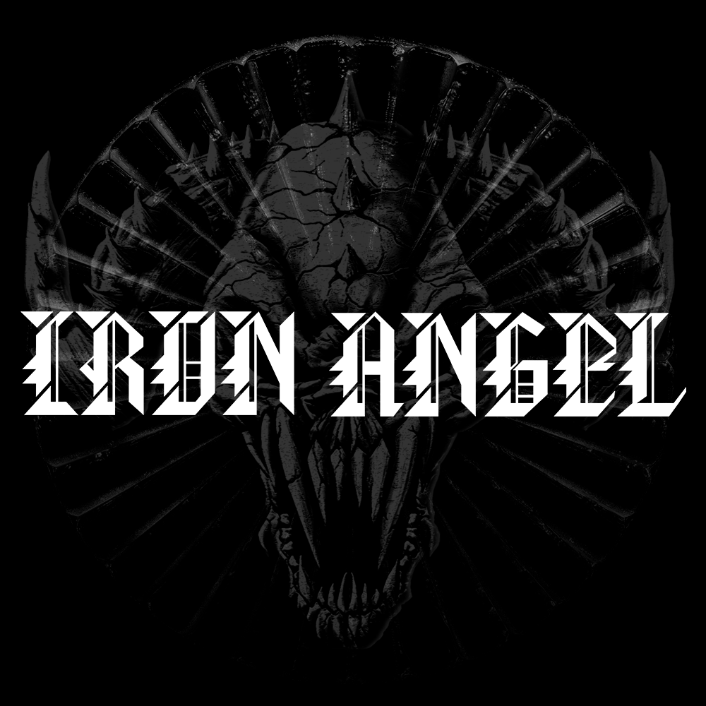Iron Angel, Speedmetal, Logo