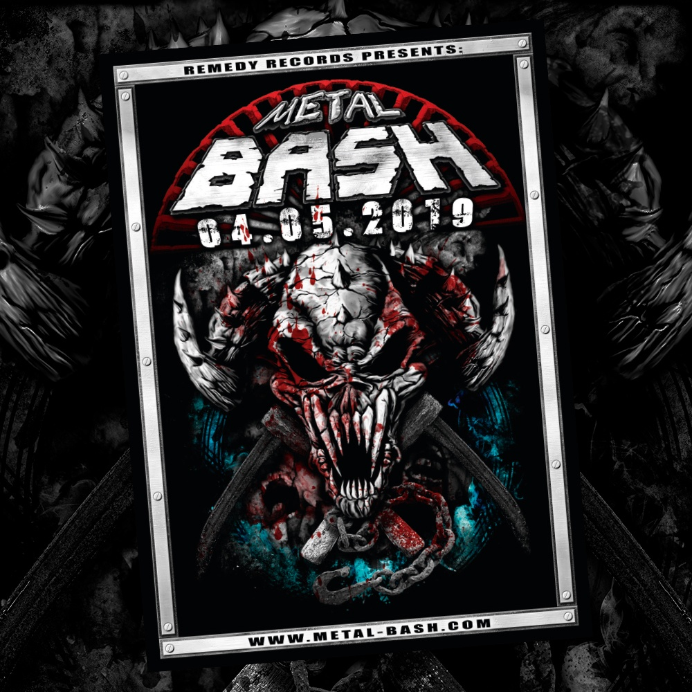 Metal Bash 2019, Infoheft