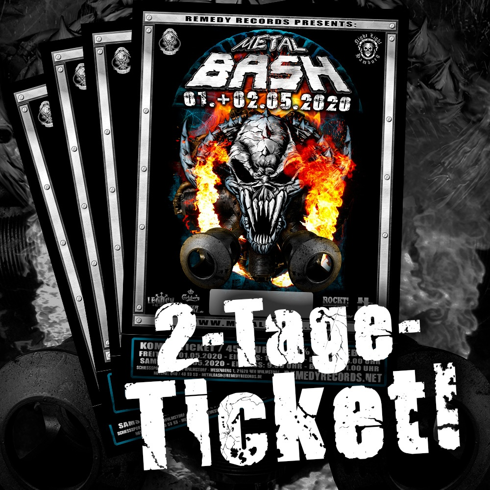 Metal Bash Open Air 2020 Ticket