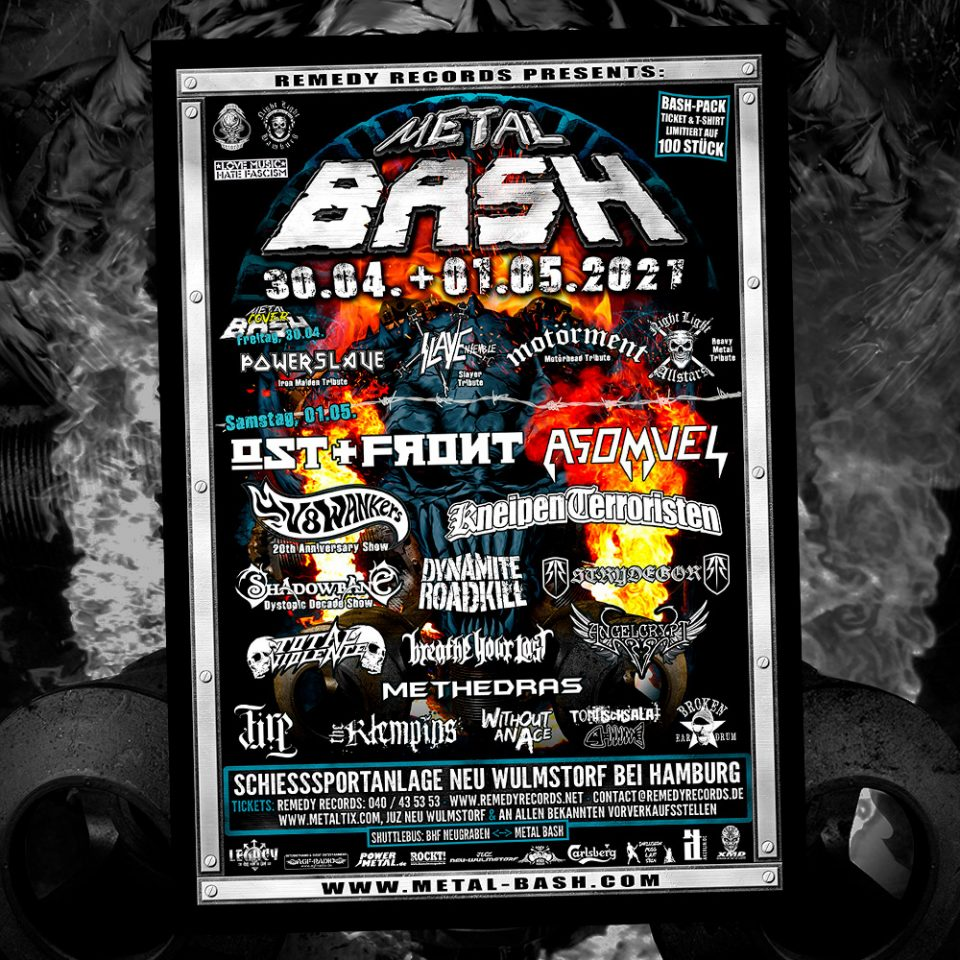 Metal Bash Open Air 2021